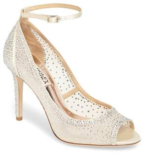Badgley Mischka Weylin Ankle Strap Pump