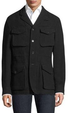 Polo Ralph Lauren Wool & Cotton Twill Field Sportcoat