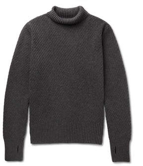 Oliver Spencer Talbot Merino Wool Rollneck Sweater