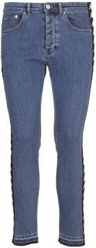 Kappa Kontroll Contrast Side Panel Jeans