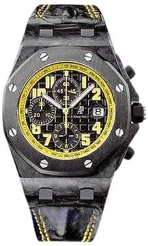 Audemars Piguet Royal Oak Offshore BumbleBee Limited Edition Forged Carbon 44mm Watch