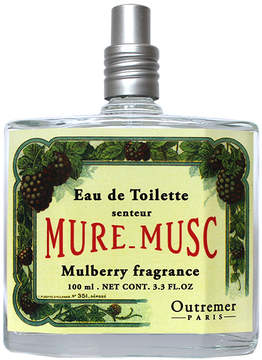 L'Aromarine Mure Musc (Mulberry) Eau de Toilette by Outremer, formerly 3.3floz Spray)