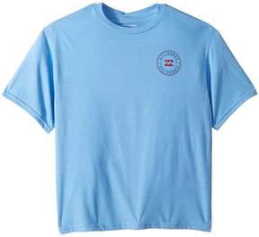 Billabong Kids Native Rotor CA T-Shirt Boy's T Shirt