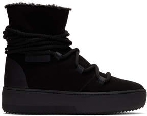 Giuseppe Zanotti Black Allen High-Top Sneakers