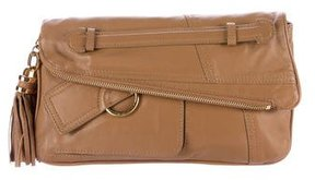 Derek Lam Elsa Leather Clutch