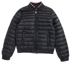 Moncler Toddler Garin Water Resistant Down Moto Jacket