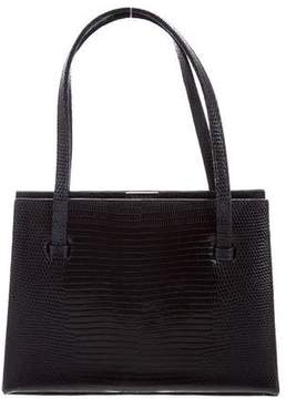 Lambertson Truex Textured Leather Bag