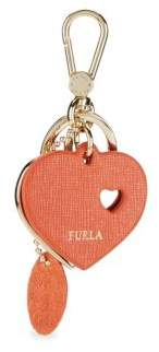 Furla Venus Leather Key Ring