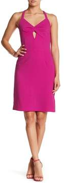 Collective Concepts Keyhole Fit and Flare Dress
