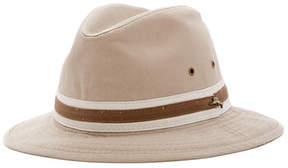 Tommy Bahama Striped Cotton Safari Hat