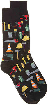 Hot Sox Men's Tools Men's's Crew Socks