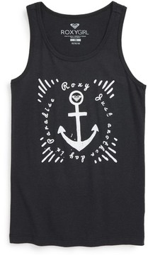 Roxy Girl's Another Day Graphic Tank