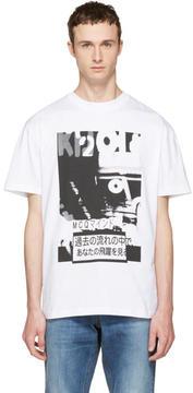 McQ White Katsumi T-Shirt