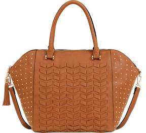 Mellow World Corinne Whipstitch Satchel (Women's)