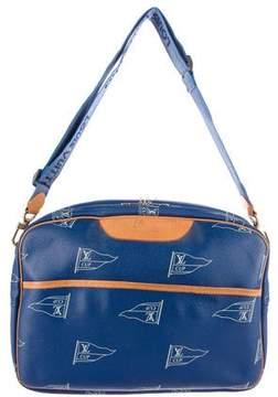 Louis Vuitton America's Cup Reporter Messenger Bag