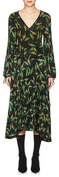 A.L.C. Women's Brooks Palm-Leaf-Print Dress