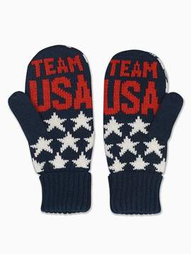 Old Navy Team USA® Star-Print Mittens for Kids