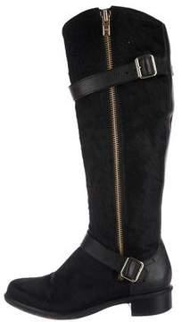 Rachel Zoe Ponyhair Knee-High Boots