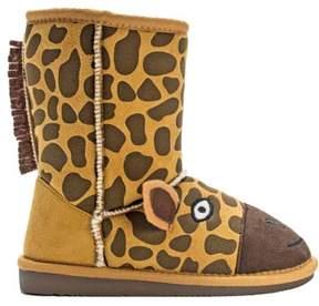 Muk Luks Kids' Gabby Giraffe Boot Toddler/Preschool