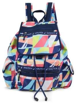 Nautica Captain's Quarters Drawstring Backpack