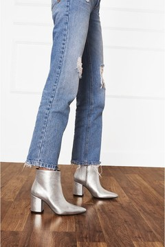 Anine Bing Natalie Boot Silver