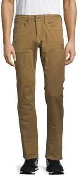 Buffalo David Bitton Distressed Five-Pocket Jeans