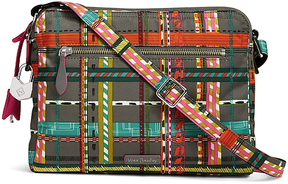 Vera Bradley City Plaid Midtown Crossbody Bag - CITY - STYLE