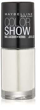 Maybelline Color Show Nail Polish, 380, Porcelain Party.