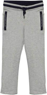 BOSS Grey Branded Sweat Pants
