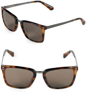 Zac Posen Women's Marcelo 53MM Square Sunglasses