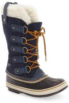Sorel Women's Joan Of Arctic Genuine Shearling Waterproof Boot