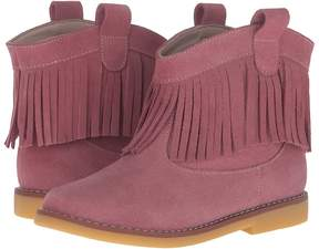 Elephantito Bootie w/ Fringes Girls Shoes