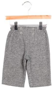 Petit Bateau Girls' Knit Straight-Leg Pants