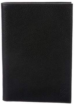 Kenzo Pebbled Leather Passport Holder w/ Tags
