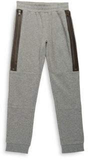 Stella McCartney Toddler's, Little Boy's & Boy's Detailed Zip Cotton Sweatpants