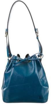 Louis Vuitton Epi Petit Noe - BLUE - STYLE