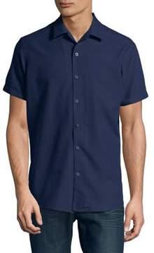 Selected Cuban Sunshine Button-Down Shirt