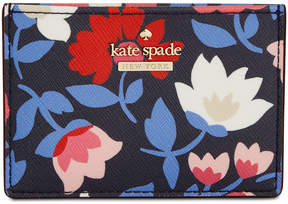 Kate Spade Cameron Street Daisy Card Holder - MULTI - STYLE