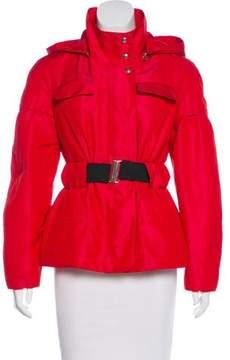 Cacharel Iridescent Belted Jacket