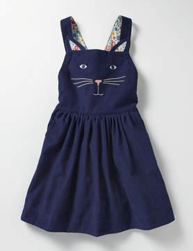 Boden Animal Overall Dress