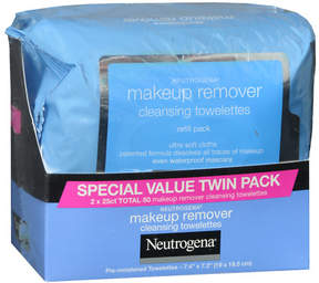 Neutrogena Makeup Remover Cleansing Towelettes Refill