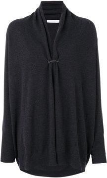Fabiana Filippi shawl collar cardigan
