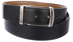 Salvatore Ferragamo Leather Reversible Belt