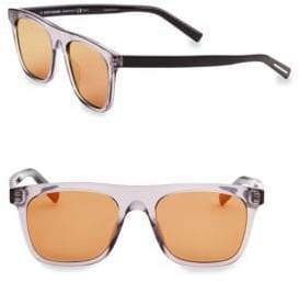 Christian Dior Walk 51MM Square Sunglasses
