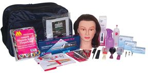 Marianna Soft Side Complete Beauty School Student Kit