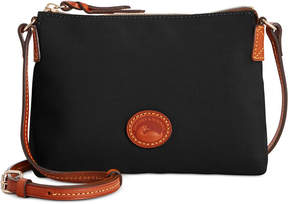 Dooney & Bourke Crossbody Pouchette - BLACK - STYLE