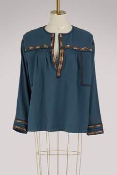 Etoile Isabel Marant Cotton Bilcky blouse