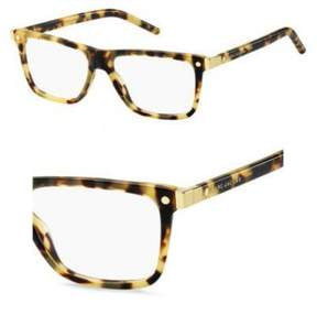 Marc Jacobs Eyeglasses 21 000F Spotted Havana