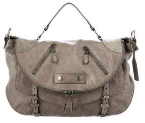 Alexander McQueen Biker Faithful Satchel