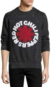 Eleven Paris Red Hot Chili Peppers Sweatshirt